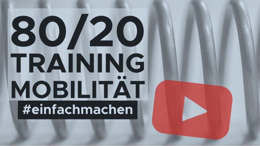 Metallfeder als Thumbnail für das Video zum Beweglichkeitstraining